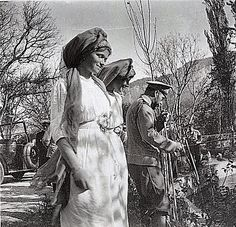 Olga, Tatiana, Nicholas