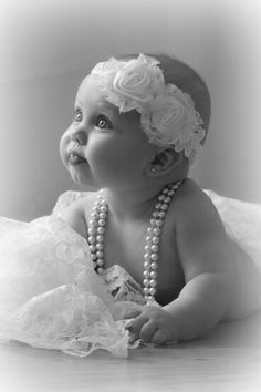 Pearls And Beauty !!