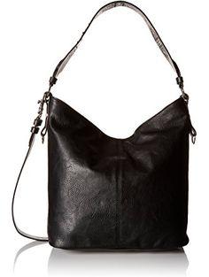 8684cf5b381 Steve Madden Klint Shoulder HandbagBlack     Learn more by visiting the  image link. (This is an affiliate link)