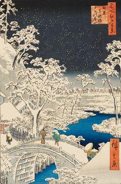 Hiroshige, 1857