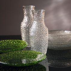Glass Vase, Polish, Bottle, Vintage, Design, Home Decor, Vitreous Enamel, Decoration Home, Room Decor