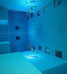 Brain Goodbye  » Blog Archive   » The Deepest Swimming Pool In The World