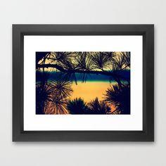 Dream On  Framed Art Print by RDelean - $36.00