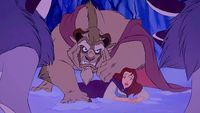 Beauty, the Beast, and Stockholm Syndrome?! by Mike Fatum | Ace of Geeks