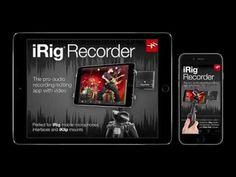 iRig Recorder 3 for iPhone/iPadをリリース。音声だけでなくビデオ撮影にも対応。Dropbox、Facebook、Instagram、LINEなどでの共有、Audiobusにも対応し、他のアプリを使った「弾いてみた」動画の撮影も簡単に。 – おもしろ・おどろき・気になるニュース
