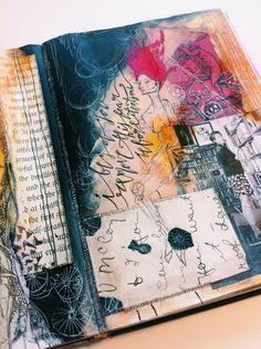 #journal #art #artjournal http://bybun.com/art/creatures/