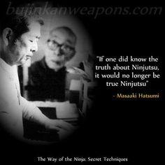 Truth about Ninjutsu