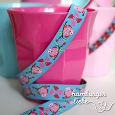 So cute owl ribbon!!!