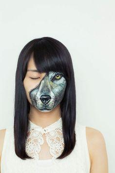 Les-illusions-d-optiques-en-body-painting-de-Chooo-San-1 Les illusions d'optiques en body painting de Chooo-San