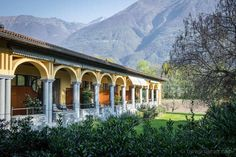 """Take two luxury hotels, add two restaurants and two farms, combine them into one and, voilà, a new Swiss hospitality brand is born: """"The Living Circle. Homeland, Hospitality, Switzerland, Europe, Cabin, Luxury, House Styles, Beautiful, Cabins"""
