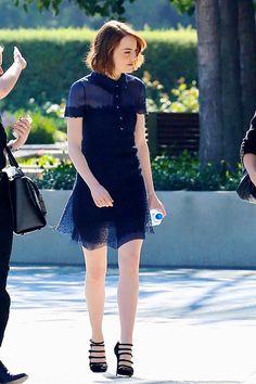 Celebrity Photos - (source: emstonesdaily) via staralbums