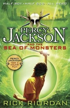 Percy Jackson and the Sea of Monsters: Amazon.co.uk: Rick Riordan: 9780141346847: Books