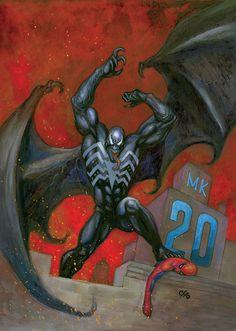 Venom variant cover by Frank Cho Frank Cho, Marvel Venom, Marvel Art, Marvel Heroes, Star Wars Poster, Star Wars Art, Star Trek, Comic Books Art, Comic Art