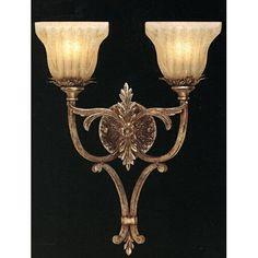 Fine Art Lamps Gourmet Dual Sconce FA-433050 $1249.50