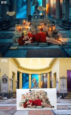 Create Amazing Fantasy Photo Manipulation in Photoshop Tutorial