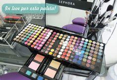sephora, make up, makeup, eyeshadow,