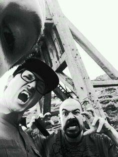 Ghost Adventures Crew. Vamp fang zak <3
