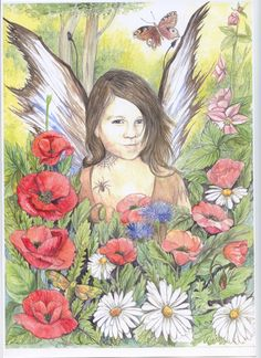 Fairy Children realm - Morgans Fae World
