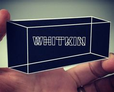 25 new amazing business cards – Best of April and May 2014
