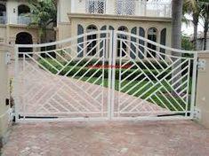"""Résultat de recherche d'images pour """"metal gates designs contemporary designs"""""""