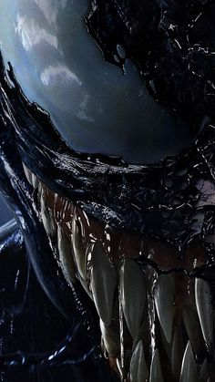 Venom 2018 Phone Wallpaper Movies Tv Shows Pinterest Venom