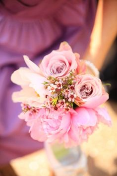 Our Favorite Pink Bouquets, Wedding Flowers Photos by Thao Vu Photography