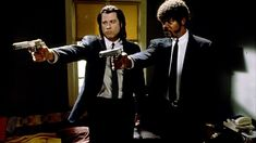 20 Things You Might Not Know About 'Pulp Fiction'....uh...an actual needle was involved in the adrenaline scene??? They couldn't use a retracting stage syringe or something?