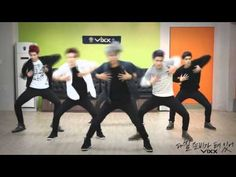 VIXX - On and On (dance practice)
