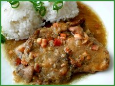Good Food, Beef, Chicken, Recipes, Meat, Ripped Recipes, Healthy Food, Cooking Recipes
