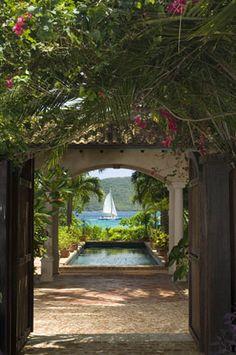 Peter Bay Beach Villa : About St. John, US Virgin Islands