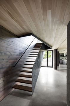 La Heronniere byAlain Carle Architecte | Photo©Adrien Williams http://www.woodz.co/la-heronniere/
