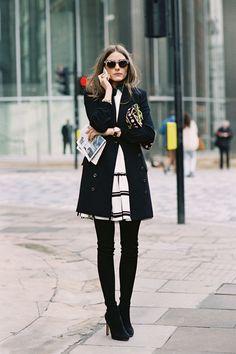 Sunglasses + Big Stripes | Fashion