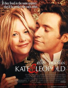 """kate and leopold: the cutest first """"at home"""" movie date to watch!!"""