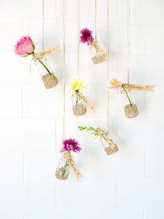 Hanging Garden Escort Cards for ur loved ones :)