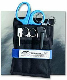 RESPONDER Holster Only, Black by ADC. $16.50