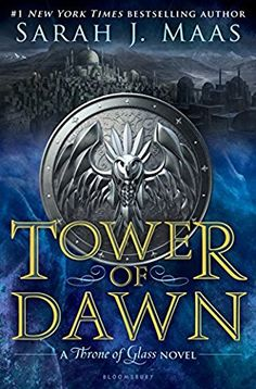 book cover of     Tower of Dawn