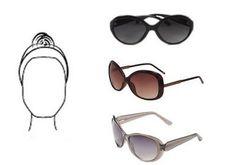Eyeglass Frames Oblong Face Shape : Prescription Glasses for Small and long oblong faces ...