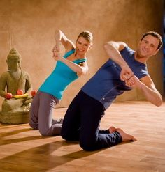 One of my absolute favorite moves to teach in my Core Fusion class!!