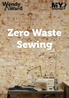 Now more than ever, learning about zero waste sewing is important. This post about zerowaste sewing from Wendy Ward is an essential read for sewing lovers. #sustainablesewing #zerowaste #sustainablefashion