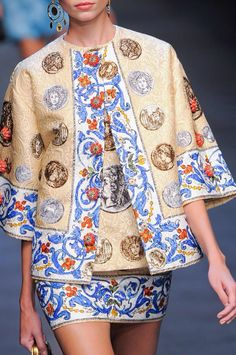 +++ Dolce & Gabbana