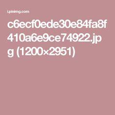 c6ecf0ede30e84fa8f410a6e9ce74922.jpg (1200×2951)