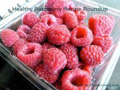 Raspberries Recipes Roundup