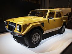 Lamborghini LM002 | Flickr - Photo Sharing!