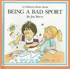 Being A Bad Sport