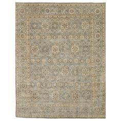 Surya Castle Olive Hand Knotted Wool Rug @LaylaGrayce