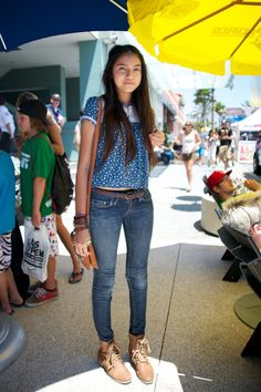 L.A. Street Style: Jean Therapy
