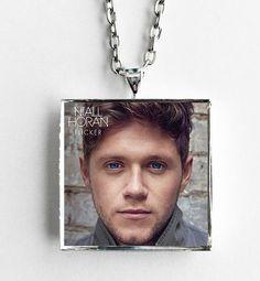 Niall Horan - Flicker - Album Cover Art Pendant Necklace