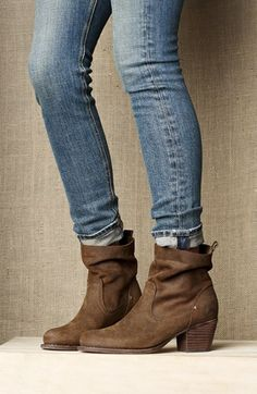 These boots are made for walking   seventeen dresses
