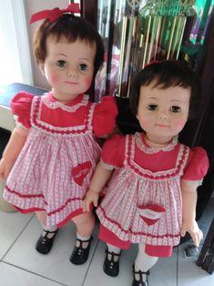 Girls Dresses, Flower Girl Dresses, Summer Dresses, Ideal Toys, Dolls, Wedding Dresses, Fashion, Dresses Of Girls, Baby Dolls