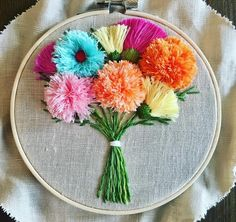 botany as an object of embroidery, Hand Embroidery Projects, Hand Embroidery Videos, Hand Embroidery Flowers, Flower Embroidery Designs, Hand Embroidery Stitches, Silk Ribbon Embroidery, Crewel Embroidery, Embroidery Hoop Art, Embroidery Techniques